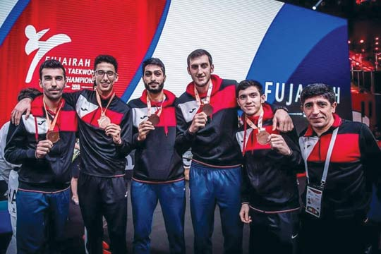 Millimiz dünya çempionatını bürünc medalla başa vurdu