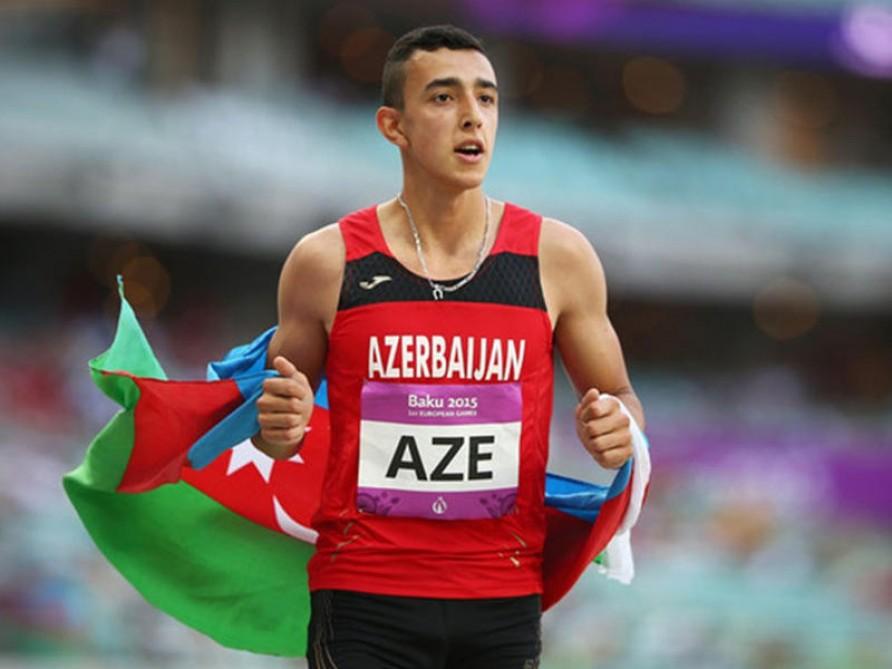 Balkan oyunları: gümüş medal və Azərbaycan rekordu