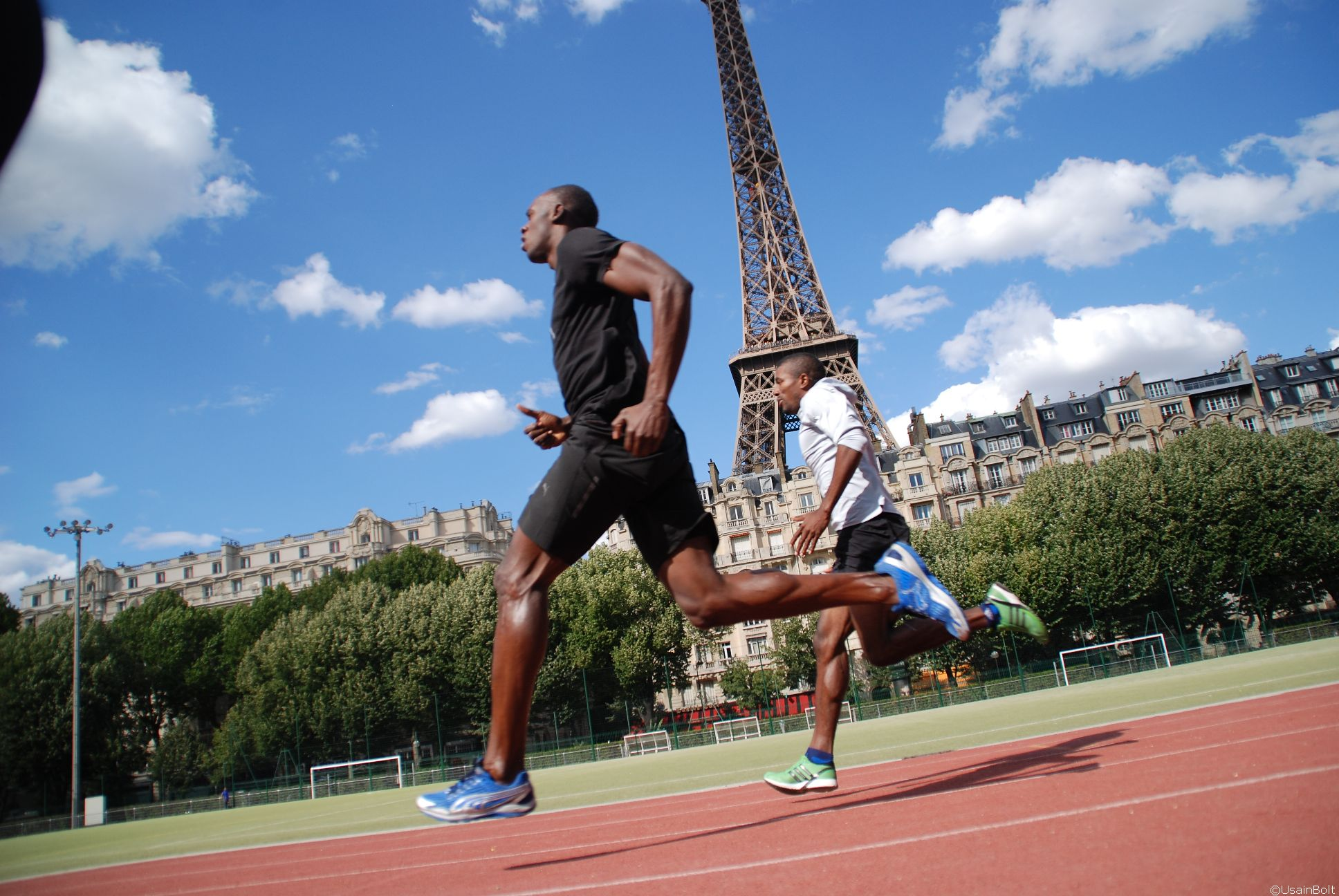 Bolt «Paris»ə qayıdıb