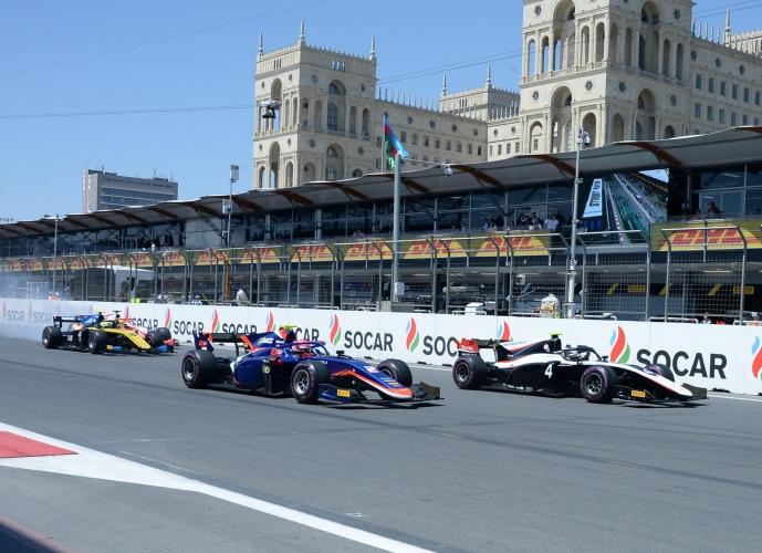 Formula 1 Azərbaycan Qran Pri yarışlarının 2-ci gününə start verilib