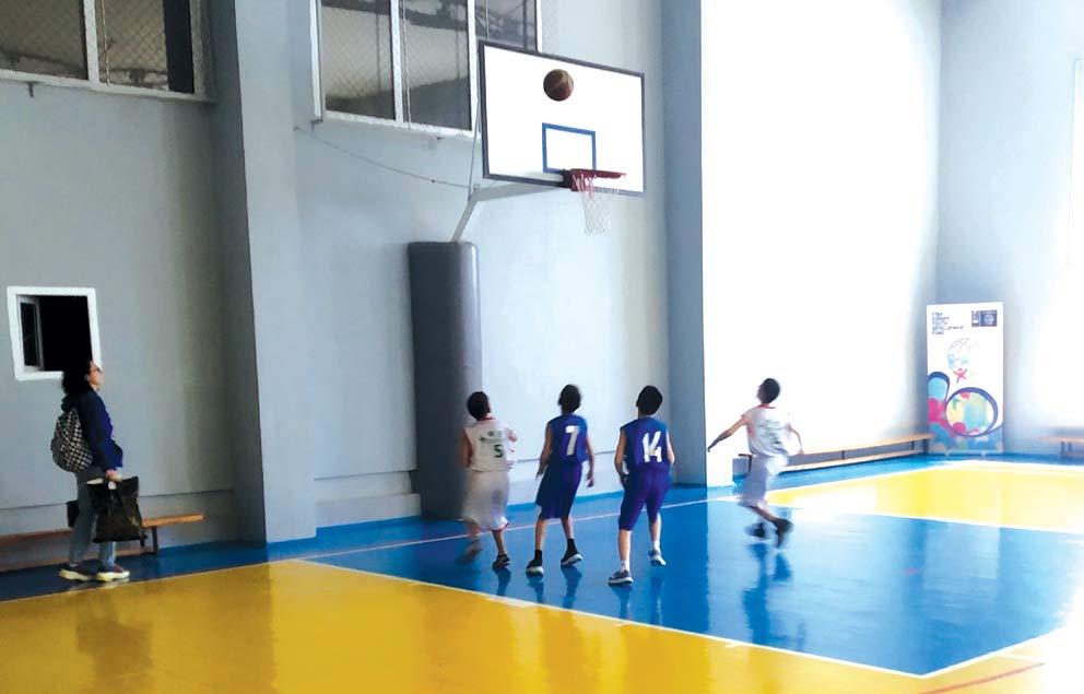 Basketbolçuların paytaxt birinciliyi davam edir