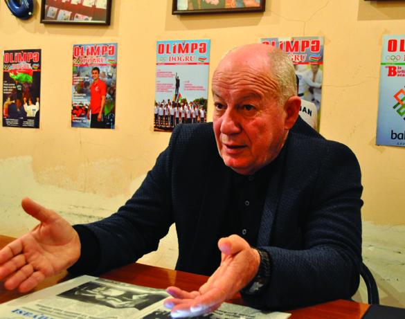 Zakir Quliyev: «Həyatımı idmansız təsəvvür edə bilmirəm»