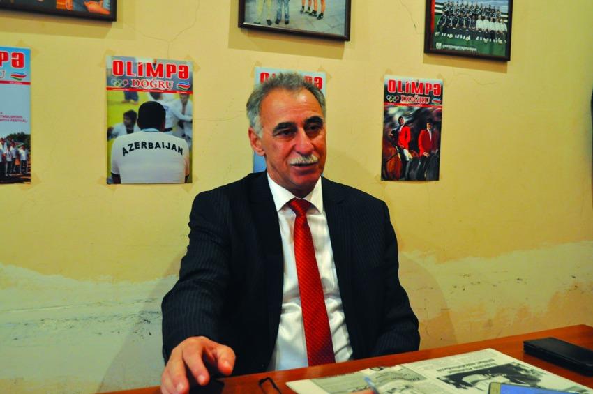 """""""""""Azərbaycan bayrağı"""" şeirim mükafata layiq görülüb"""""""
