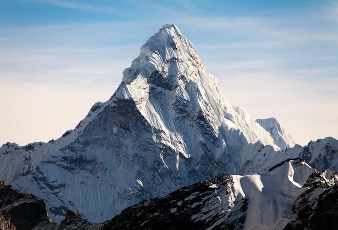 Everesti fəth edərkən