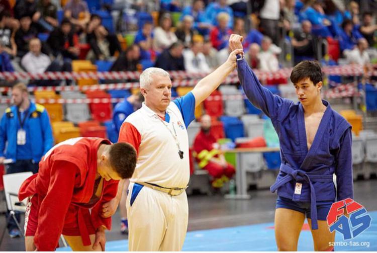 """""""Judo Club 2012""""nin samboçusu ikinci Avropa Oyunlarında iştirak edəcək"""