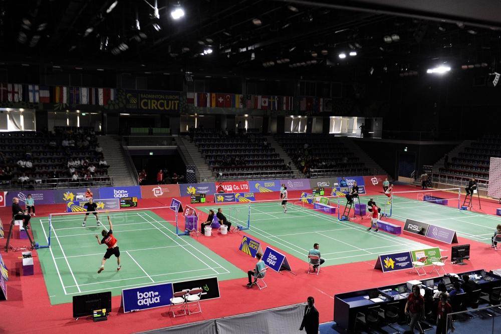 Minsk-2019 iştirak edəcək badmintonçumuzun rəqibləri bilindi