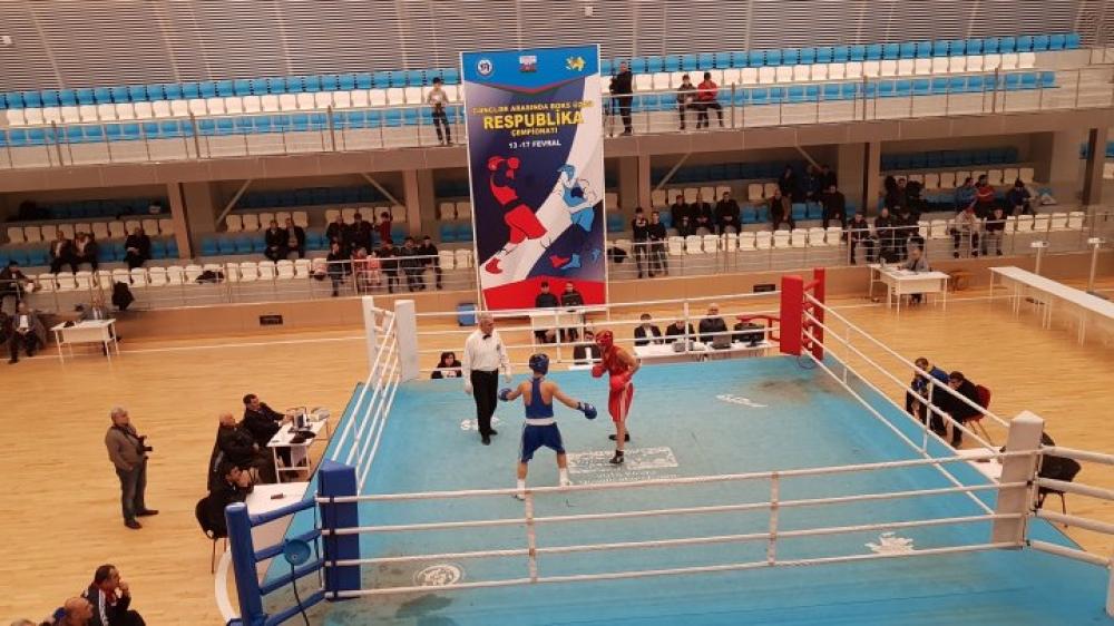 Boksçularımız Beynəlxalq turnirdə 14 medal qazanıblar