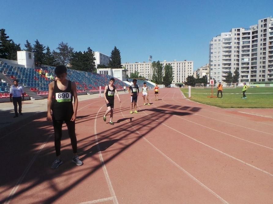 Atletika üzrə Azərbaycan birinciliyi təşkil olunacaq