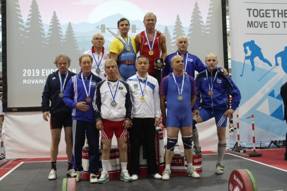 Avropa çempionatından iki medalla
