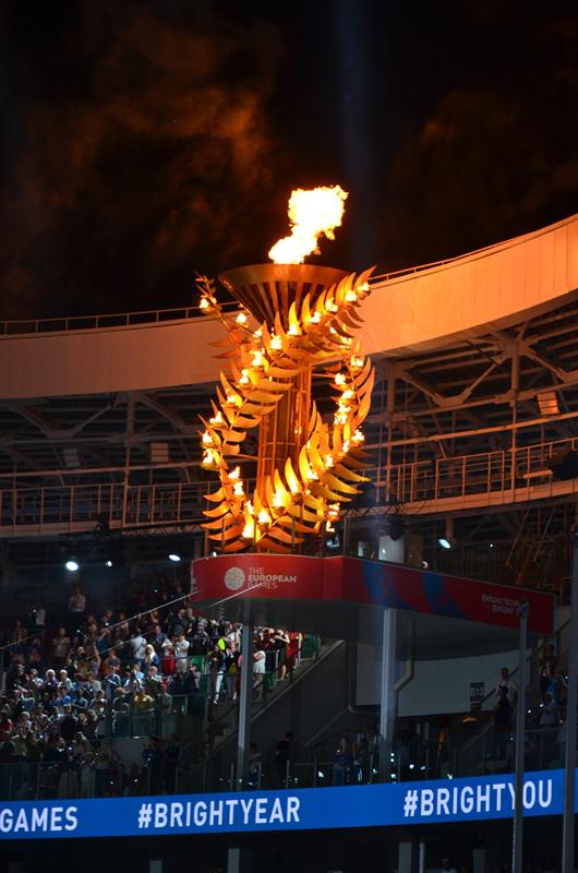 II Avropa Oyunları foto-obyektivin gözü ilə-Yenilənir