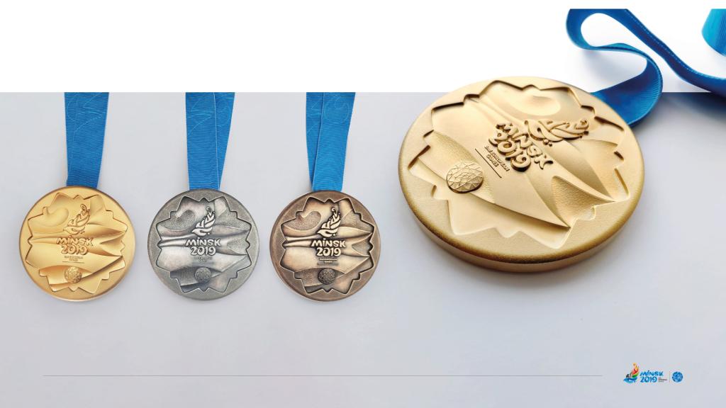 Minsk-2019-un ikinci gününün medal sıralaması