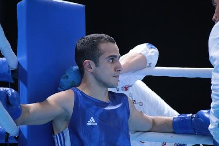 Minsk-2019: Daha bir boksçumuz üçün II Avropa Oyunları başa çatıb