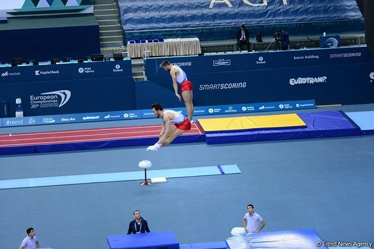 Minsk-2019: Gimnastlarımız 5-ci oldular