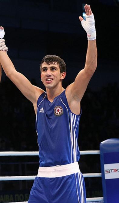 Minsk-2019: Cavid Çələbiyev 1/4 finalda