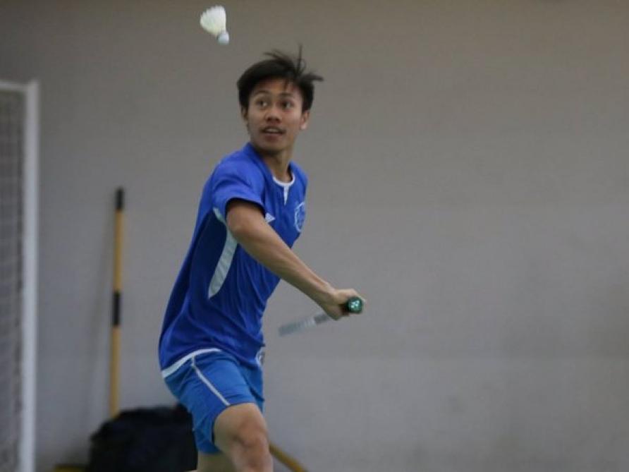 Badmintonçumuz beynəlxalq turnirdə iştirak edib