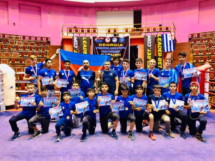 Batumi-2019 beynəlxalq turnirində yüksək nəticə