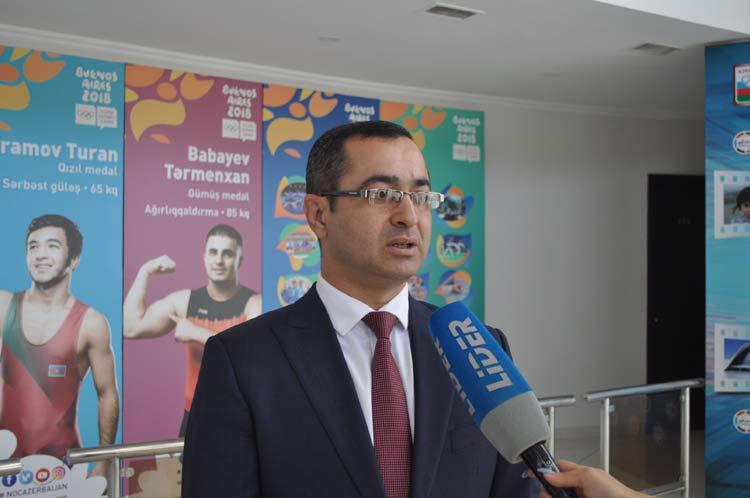 """Həsənağa Rzayev: """"Komanda idman növlərində mübarizə çox çətin olacaq"""""""