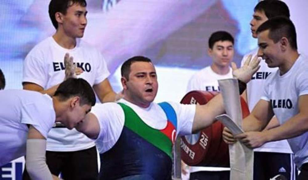 Paralimpiyaçımız Tokio-2020-ə lisenziya qazanıb