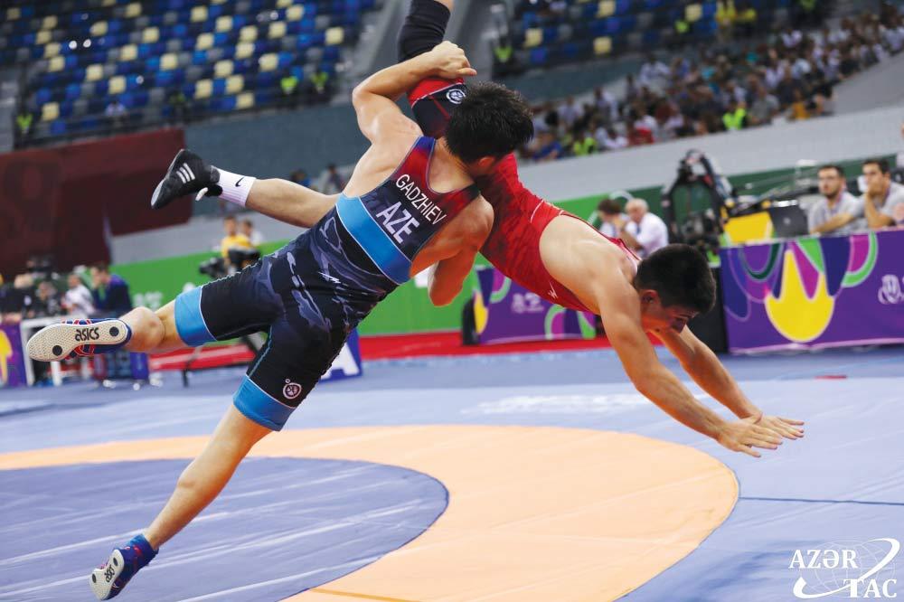 Azərbaycan idmançıları Avropa Gənclər Olimpiya Festivalını 23 medalla başa vurublar