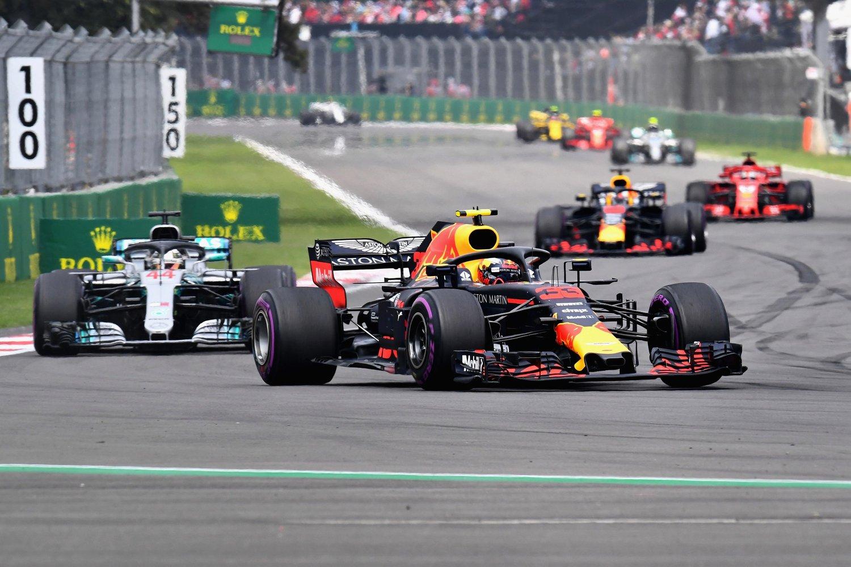 Mixael Şumaxer Formula 1 yürüşlərini seyr edib