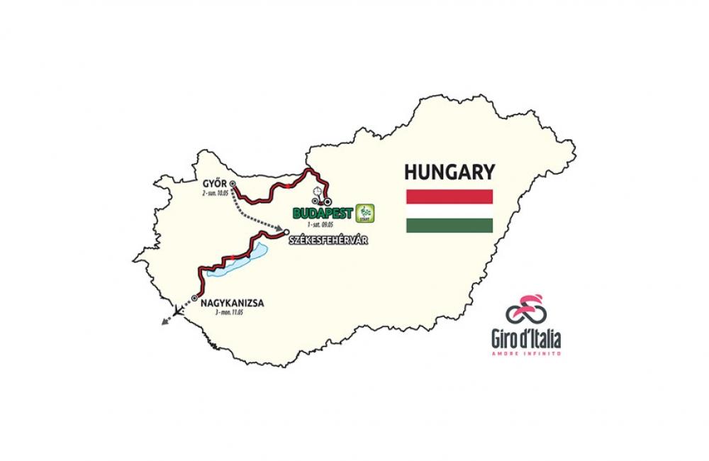 Macarıstan Avropa veloyürüşünə ev sahibliyi edəcək