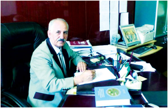 Ömrünü idmana həsr edən pedaqoq