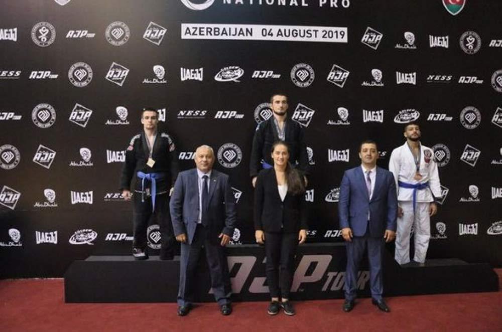 """""""Judo Club 2012""""nin üzvləri beynəlxalq turnirdə fərqləniblər"""