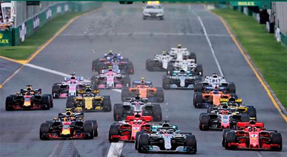 Formula 1 yarışlarının gələn üçün təxmin edilən təqvimi belədir
