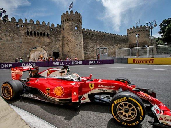Formula-1 Azərbaycan qran-prisinin vaxtı bəlli oldu