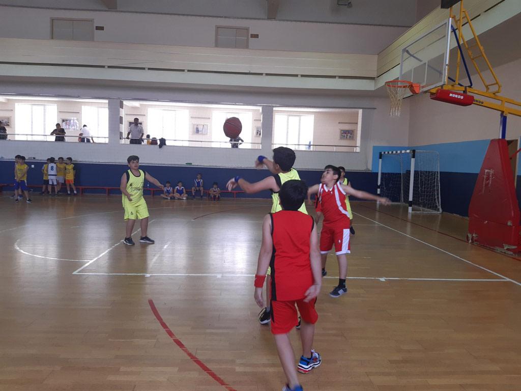 3x3 Basketbol üzrə Sumqayıt birinciliyinə yekun vurulub