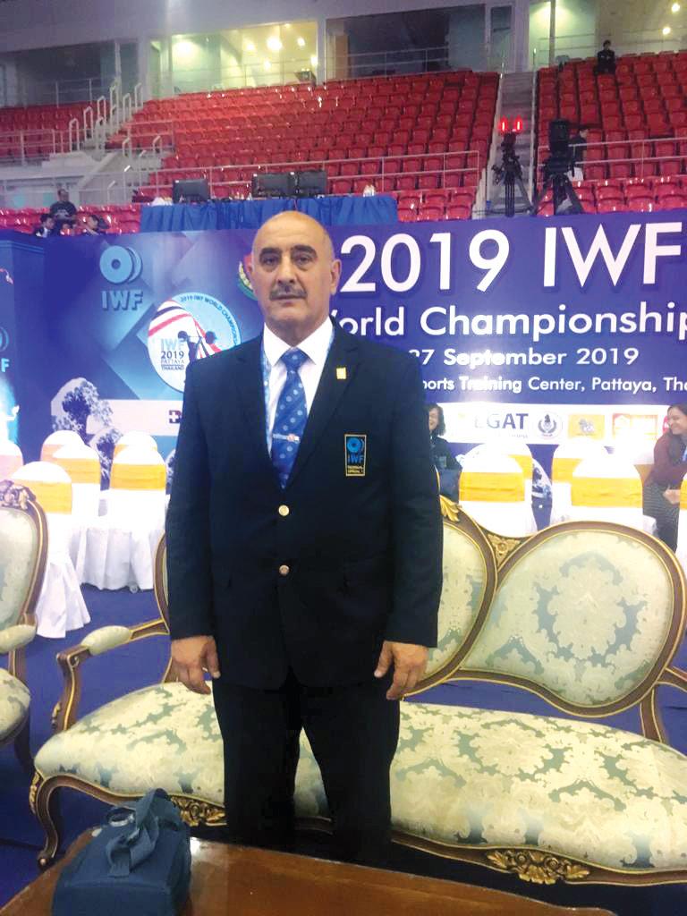 Azərbaycanlı hakim Olimpiya Oyunlarına təyinat alıb