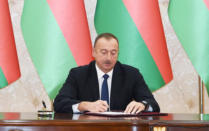 A.Ə.İbrahimova Azərbaycan Respublikası Prezidentinin fərdi təqaüdünün verilməsi haqqında