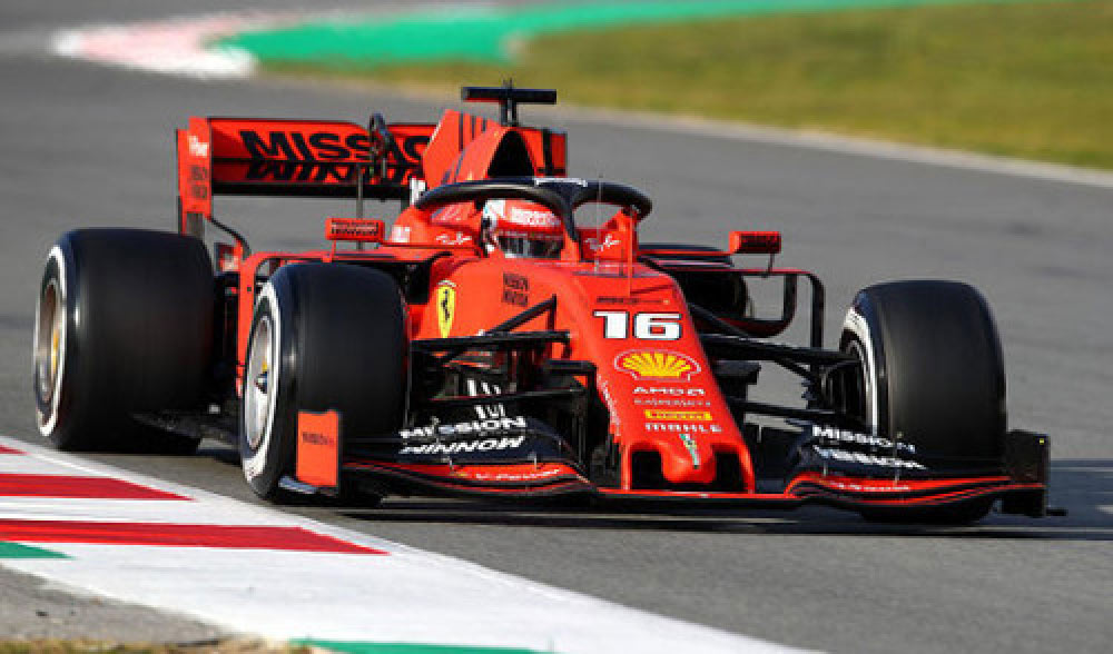 """Ferrari"" yenidən ""Scuderia Ferrari Mission Winnow""adlanacaq"