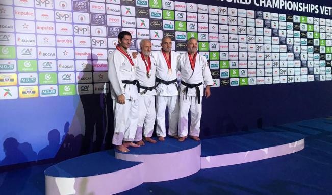 Fərhad Rəcəbli 9-cu dəfə dünya çempionu oldu