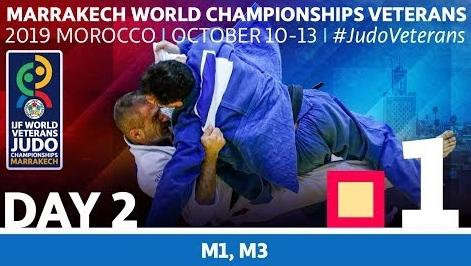 Usta cüdoçuların dünya çempionatında növbəti qızıl medal