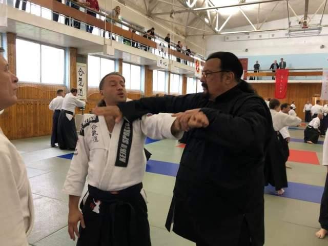 Aikido Federasiyasının nümayəndəsi 2-ci Budo Festivalında iştirak edib