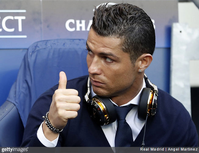 Ronaldo bir illik icarə üçün 100 milyon avro