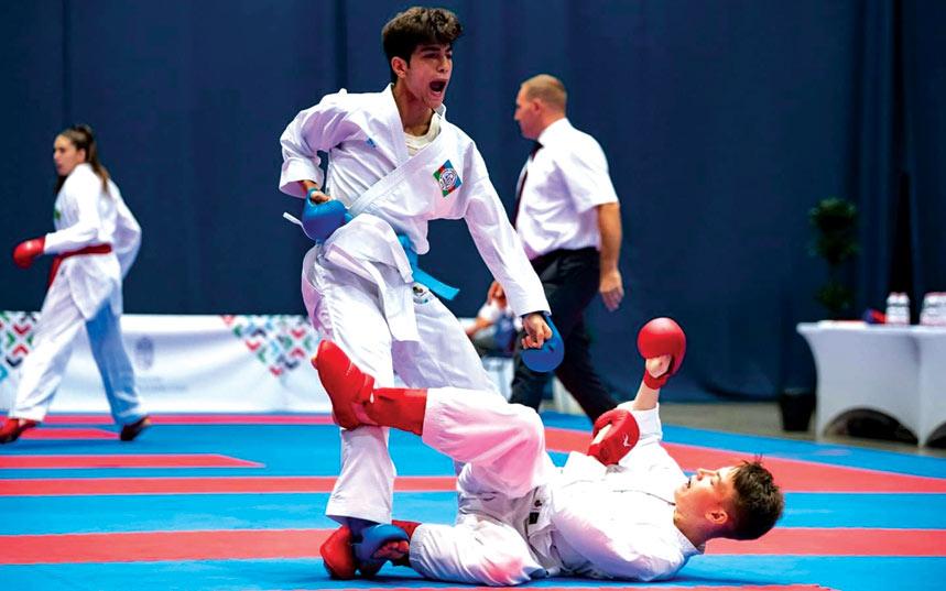 Karateçilərimiz yeni sınaq qarşısında