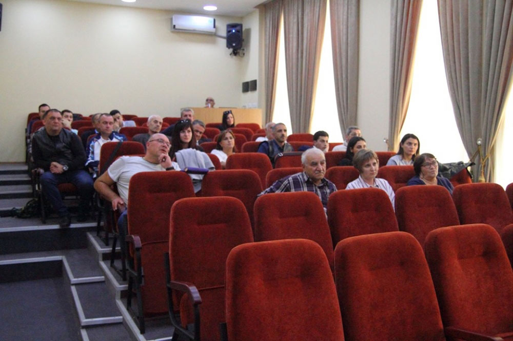 Məşqçilər üçün seminar