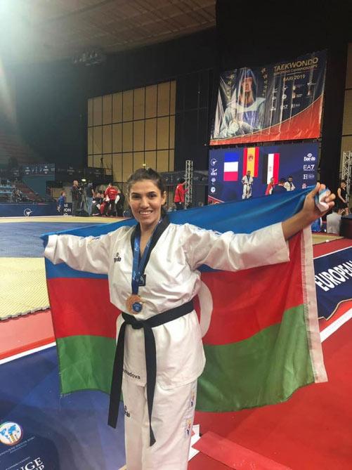 Parataekvondoçumuz Avropa çempionatında birinci oldu
