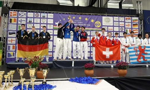 Karateçilərimiz Avropa çempionatından 8 medalla qayıdıblar