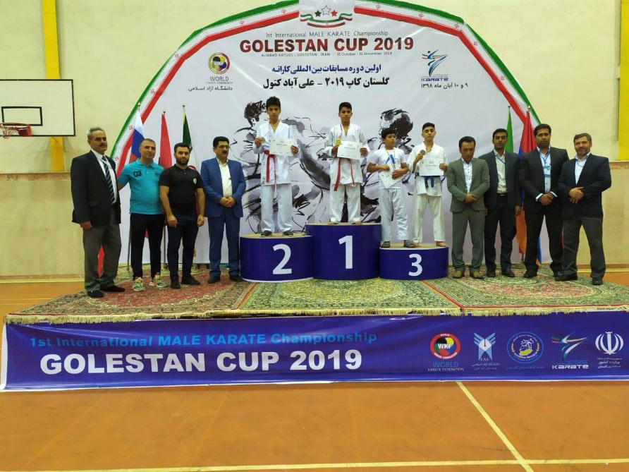 Karateçilərimiz beynəlxalq turniri 10 medalla başa vurdular