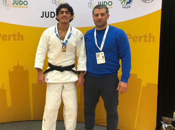 Murad Fətiyev Tokio Olimpiadasına lisenziya xarakterli yarışda bürünc medal qazandı