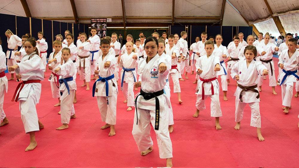 Karate yenidən Yeniyetmələrin Yay Olimpiya Oyunlarının proqramına daxil edildi