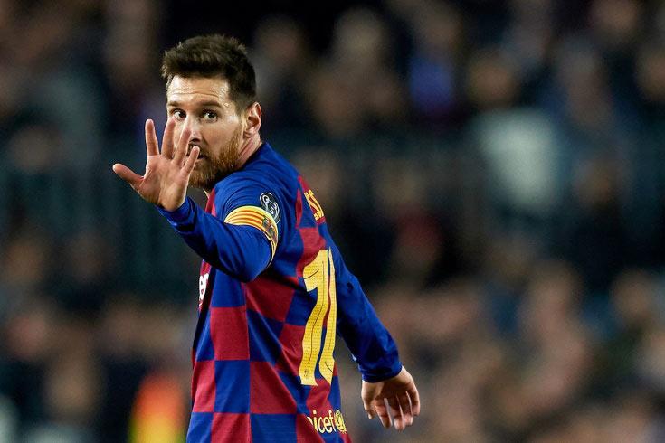 """""""Barselona"""" Messi ilə müqaviləni yeniləyir"""