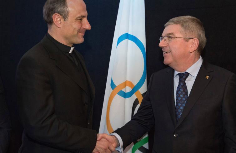 Vatikan Milli Olimpiya Komitəsi yaradılacaq
