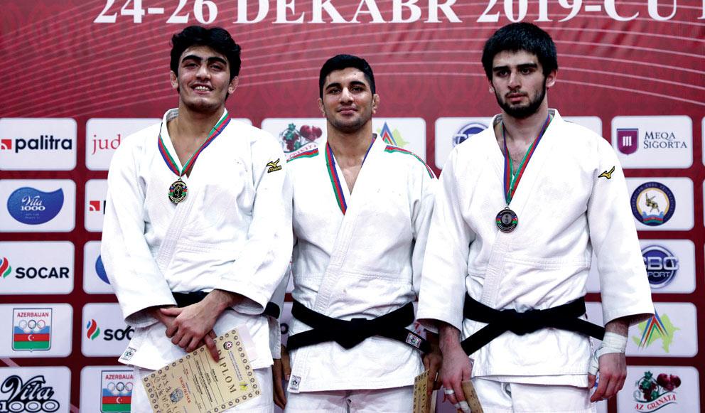 """""""Judo Club 2012"""" klubu ilin son yarışını 12 medalla başa vurdu"""