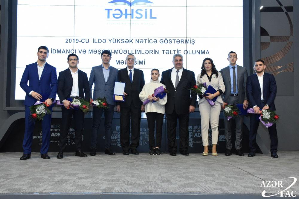 Azərbaycan idmançıları 2019-cu ildə 775 medal qazanıblar