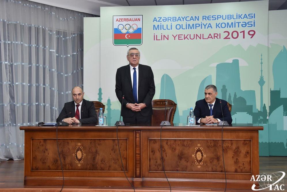 Azərbaycan Atletika Federasiyasının 2019-cu ildəki fəaliyyəti müzakirə edilib