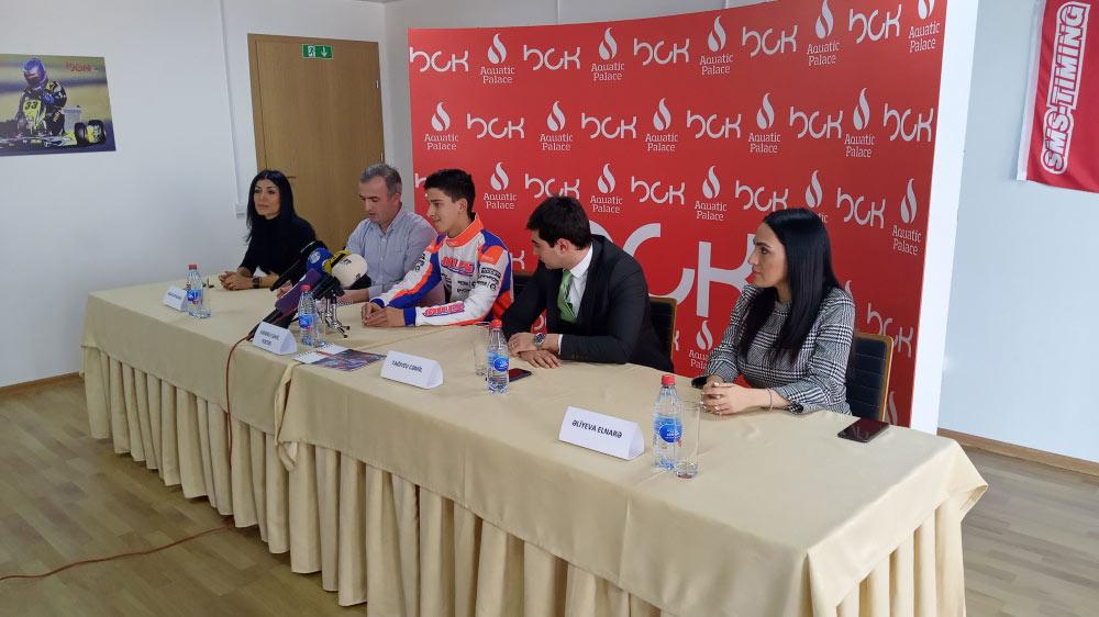Cəmil Həsənli Rocers: «Formula 1-in Azərbaycanda keçirilməsi möhtəşəm hadisədir»